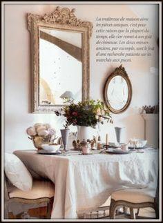 121 meilleures images du tableau salles a manger dinner room dining table et dinning table. Black Bedroom Furniture Sets. Home Design Ideas