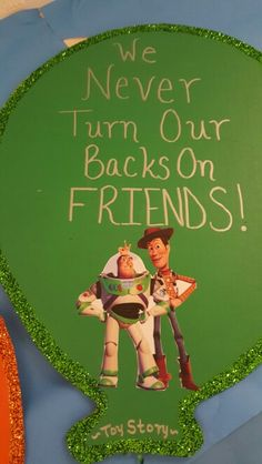 Toy Story quote Toy Story Quotes, Child Development, Art Projects, Students, Toys, Children, Handmade, Fictional Characters, Activity Toys