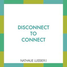 I've been focusing on connecting more deeply, and sometimes that means unplugging from some of the more shallow ways we use to connect. I love social media & the Internet, but unplugging means we can spend time with those we love in person too! #onlinebus