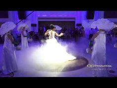 Botleys Mansion Wedding Christina Perri A Thousand Years First Dance Viennese Waltz