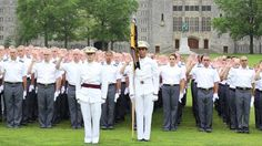 Class of 2017 R-Day video! On July 1, 2013, West Point's Class of 2017 had Reception Day, more commonly known as R-Day. More than 1,200 new cadets bid farewell to their family and friends and started summer training at the United States Military Academy.