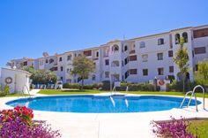 Bargain apartment with private garden for sale in Mijas Costa