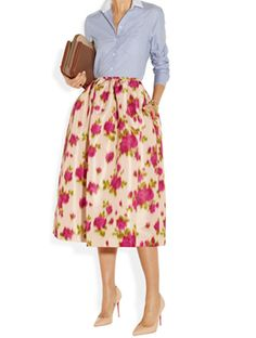The midi skirt of our dreams.