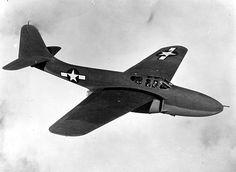 First-generation jet fighter
