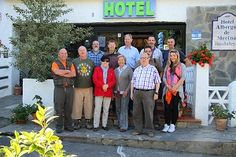mayo 13 presstrip Sª Nevada Dia 1 Hotel de Mecina grupo