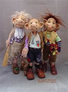 Image result for Free Troll Cloth Doll Patterns