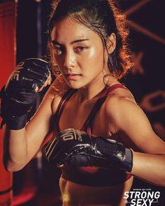 """MMA - Rika """" Tinydoll """" Ishige"""