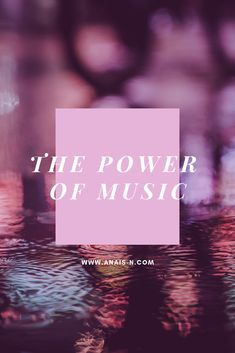 What is it in music that I find so powerful? Click to find out!!   #music #song #songs #power #blogpost #blog