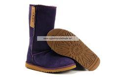 Classic Tall Ugg Boots 5815 Deep Purple