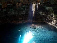 Bild från Samula Cenote