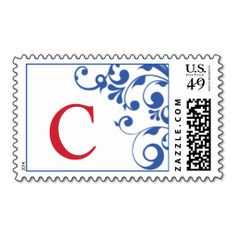 Patriotic Red White Blue C Monogram Stamps today price drop and special promotion. Get The best buyDiscount Deals          	Patriotic Red White Blue C Monogram Stamps Here a great deal...
