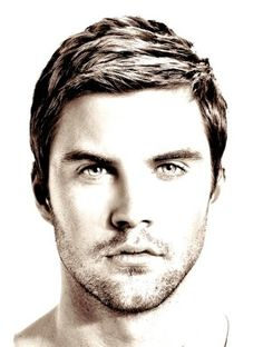 Straight Short Hairstyles for Men