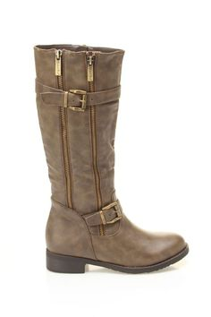 need some fall boots, zippers buckles