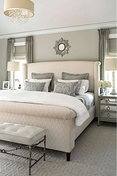 French provincial french provincial bedroom and french on for Christine huve interior designs