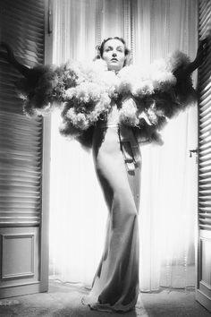 Carole Lombard in My Man Godfrey, 1936.