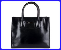 Bosca Old Leather Woman's Tote (One size, Black) - Totes (*Amazon Partner-Link)