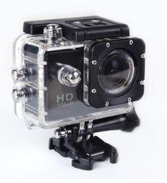 Action Camera Waterproof Sports DV Wifi Full HD Camera Camcorder Gopro Alternative Style SJ4000