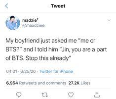 He Jin, Bts Tweet, Iphone