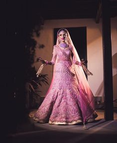 Looking for Stunning pink lehenga for bridal? Browse of latest bridal photos, lehenga & jewelry designs, decor ideas, etc. on WedMeGood Gallery. Designer Bridal Lehenga, Indian Bridal Lehenga, Bridal Mehndi Dresses, Wedding Dresses, Bridal Looks, Bridal Style, Lehenga Jewellery, Sikh Bride, Indian Wedding Photography