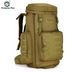 54.57$  Watch now - http://alibnp.shopchina.info/go.php?t=32763652013 - 70L Molle Tactics Backpacks Army Fans Nylon Large Capacity Mountaineering Bag Assault Travel Bag Military Rucksack X140 54.57$ #aliexpressideas