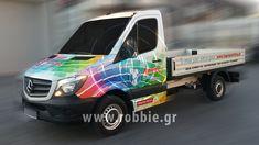 Σήμανση οχημάτων – ΛΑΓΟΣ (www.lagospainting.gr) Η εταιρία ΛΑΓΟΣ επέλεξε την εταιρία μας για τη σήμανση των οχημάτων διανομής της. Μετά από 35 χρόνια συνεχούς ανάπτυξης και δημιουργικής πορείας, έχουνε δημιουργήσει ένα φιλικό περιβάλλον 1000™ με πλήρως εξειδικευμένους συ� Trucks, Vehicles, Truck, Car, Vehicle, Tools