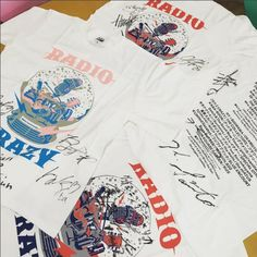 @RK802STAFF @USGinfo 【今夜の#FM802 は 深夜3時まで #レディクレ LIVE音源のみ】 無料スマホアプリ<#radiko>で聞くradiko.jp/#802 サイン入りTシャツプレゼントもフォトアルバムfunky802.com/pages/photo_al…  #RK802