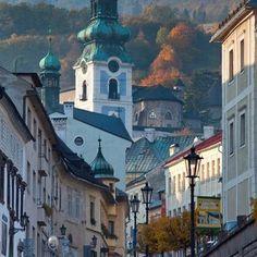 Banská Štiavnica (mestská pamiatková rezervácia) - Slovakia.travel