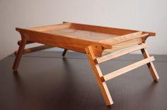 Tea tray wood
