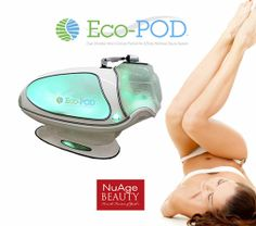 The Eco-Pod is extra spacious and cushioned for extra comfort, serene tranquility, and body wellness. The POD's Eco-Dome easily raises up or encloses the head and face area like a NASA space capsule. Eco Pods, Sauna Heater, Nasa Space, Spa Treatments, Facial Masks, Beauty Ideas, Body Care, Wellness, Cloud