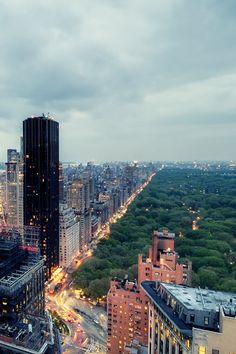 Central Park New York, New York