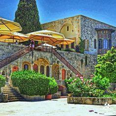 Mir Amin palace, an architectural jewel in Beiteddine By Glamroz #Lebanon #WeAreLebanon