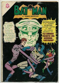 Detective Comics 343 Batman 316 Mexican Mex MX Comic Spanish Novaro 1966 | eBay
