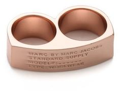 #shopbop.com              #ring                     #Marc #Marc #Jacobs #Trompe #l'Oeil #Toggles #Turnlocks #Standard #Supply #Double #Ring #SHOPBOP        Marc by Marc Jacobs Trompe l'Oeil Toggles & Turnlocks Standard Supply Double Ring | SHOPBOP                                       http://www.seapai.com/product.aspx?PID=604084