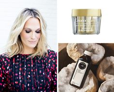 From dry brushing to her beauty fix in a pinch, we're quizzing Molly Sims' on the techniques that keep her glowing!