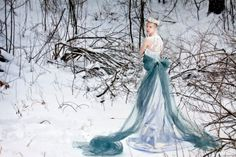 LB Photography: Rachel Snow Queen
