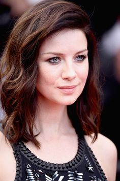 """Caitriona Balfe Photos - Caitriona Balfe attends the """"Cafe Society"""" premiere and the Opening Night Gala during the 69th annual Cannes Film Festival at the Palais des Festivals on May 11, 2016 in Cannes, France. - 'Cafe Society' & Opening Gala - Red Carpet Arrivals - The 69th Annual Cannes Film Festival"""