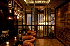 """Lily- celebrated bar room in Central Hong Kong- recalls """"speakeasy"""" style of New York Prohibition era"""