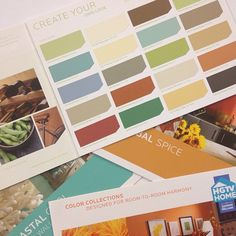 HGTV HOME by Sherwin-Williams has a palette for all your painting dreams.