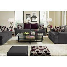 Living Room Furniture - Radiance Sofa
