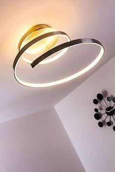 Plafonnier Design Luminaire LED Lampe à suspension Lampe de séjour Wofi 129479