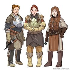 Scout Harding, Dagna and Bianca. At first i didn't understand the reason why people were brushed the wrong way with Bianca. But as i evaluated it more, they're right. Varric should let her go, she doesn't deserve his him. What did you say? No of course I didn't change my mind because I wanted him with Cassandra, nope. >.>