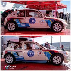 205t16 Evo 1 & monster Evo 2 205 Turbo 16, Rally Car, Peugeot 205, Courses, Concept Cars, Supercars, Cars And Motorcycles, Race Cars, Nissan