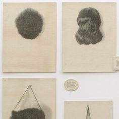 Lorna Simpson. Wigs (Portfolio). 1994 | MoMA