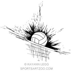Royalty-free volleyball designs and illustrations for sports teams, sporting events and fans. Volleyball Tattoos, Volleyball Drawing, Volleyball Clipart, Volleyball Net, Female Volleyball Players, Volleyball Outfits, Volleyball Quotes, Volleyball Pictures, Women Volleyball
