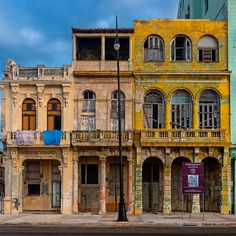 La Habana Cuba - architecture El Malecón; texture and colors on the Malecón ... Happy Wednesday to all ... by low843