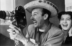 "Pedro Infante-""is one of the most famous actors and singers of the Golden Age of Mexican cinema and is an idol of the Latinamerican people, together with Jorge Negrete and Javier Solís, who were styled the Tres Gallos Mexicanos (the Three Mexican Roosters).""  I love all his movies."