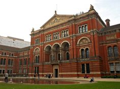 My favorite museum... The Victoria and Albert in London