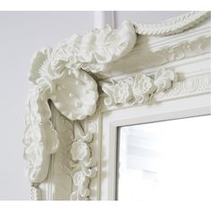 Buy the beautifully designed Double-Framed Marquise Ivory Mirror, by The French Bedroom Company. Shop 24 hours a day for Effortless Luxury Online. Furniture Boutique, Luxury Bedroom Furniture, White Floor Mirror, French Mirror, Double Frame, Shabby Chic Mirror, Luxury Mirror, Diy Mirror, Venetian Mirrors