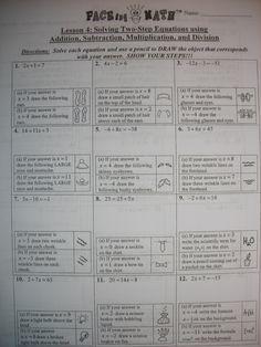 My Favorite Sub Plan – The Algebra Toolbox