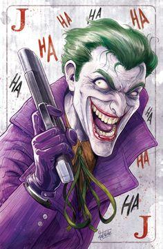 Joker CCXP 2014 Art Print